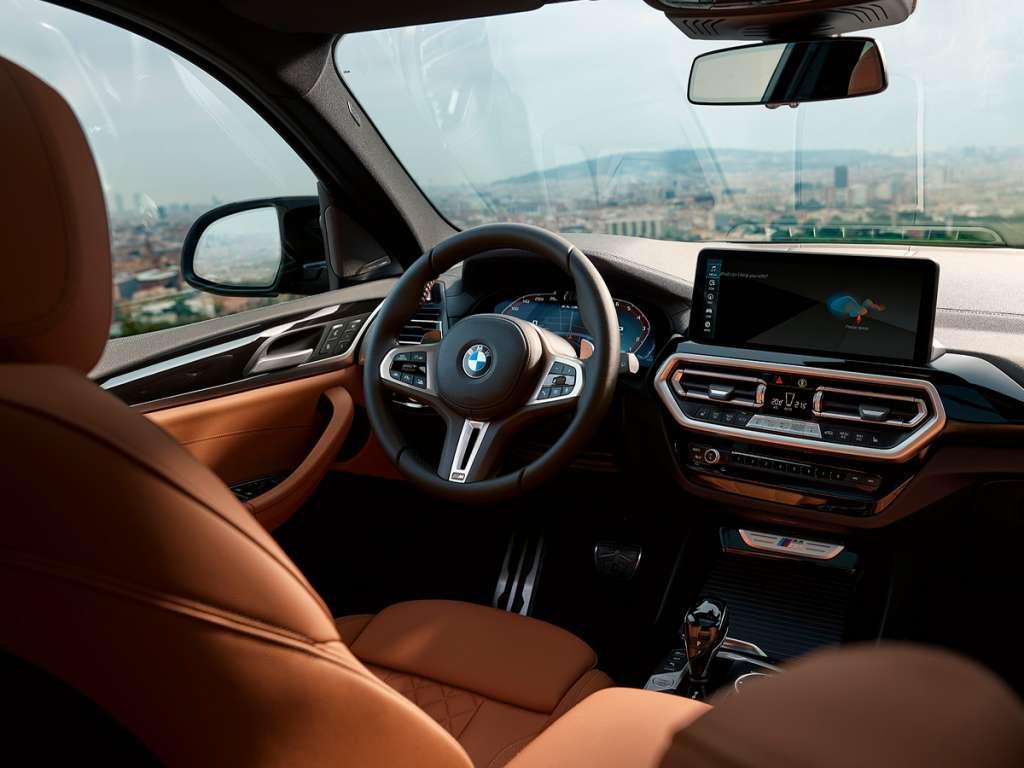 Galería de fotos del BMW Nuevo X3 M (4)