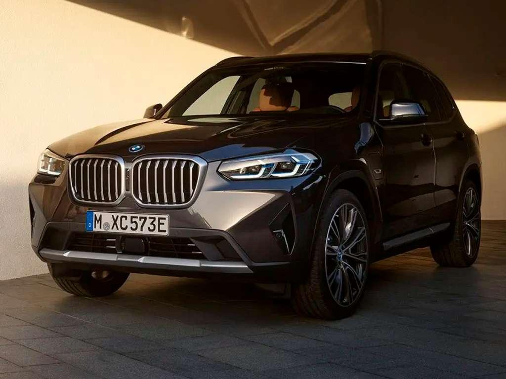 Galería de fotos del BMW Nuevo X3 Híbrido enchufable (1)