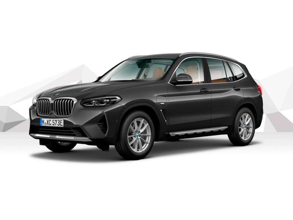 Galería de fotos del BMW Nuevo X3 Híbrido enchufable (2)