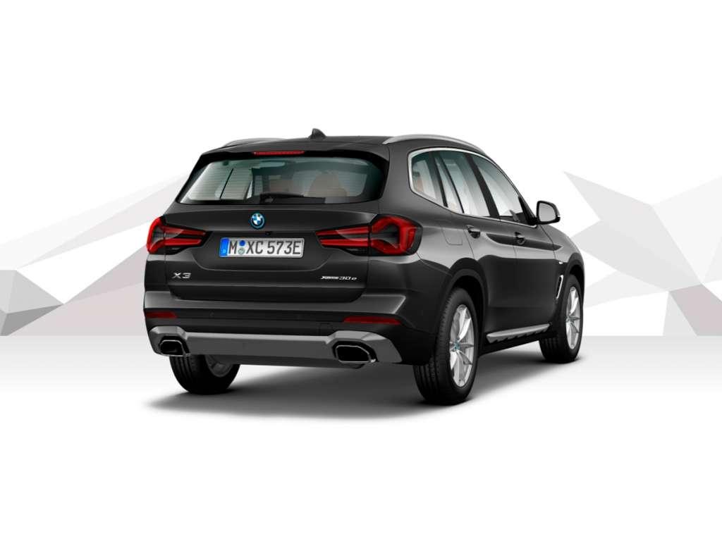 Galería de fotos del BMW Nuevo X3 Híbrido enchufable (3)