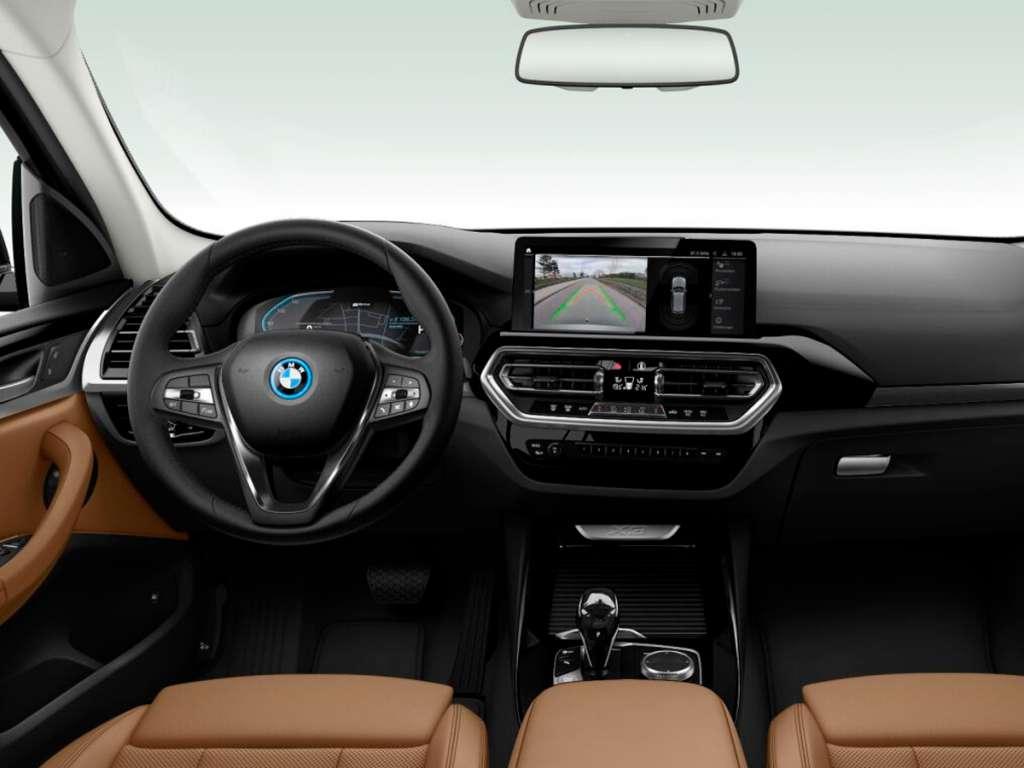 Galería de fotos del BMW Nuevo X3 Híbrido enchufable (4)