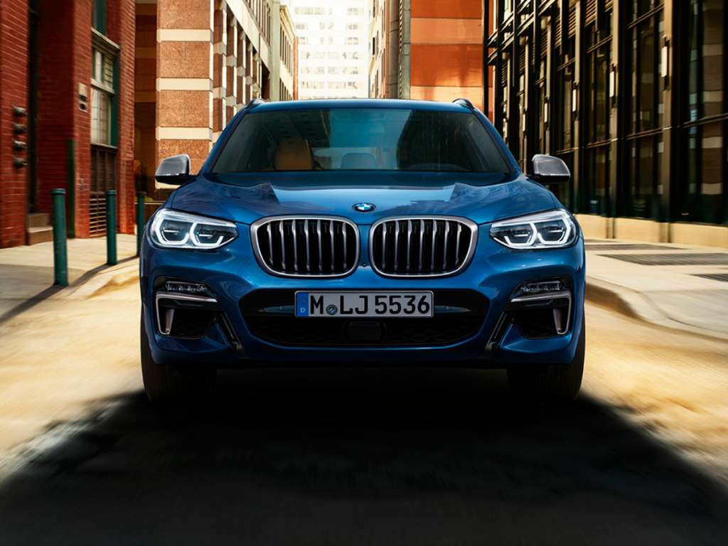Galería de fotos del BMW X3 (1)