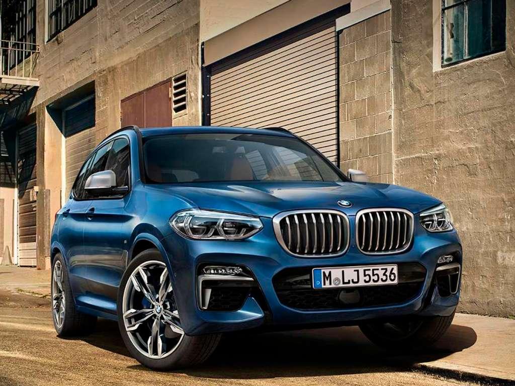 Galería de fotos del BMW X3 (2)