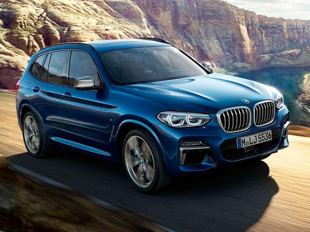 Galería de fotos del BMW X3 (3)