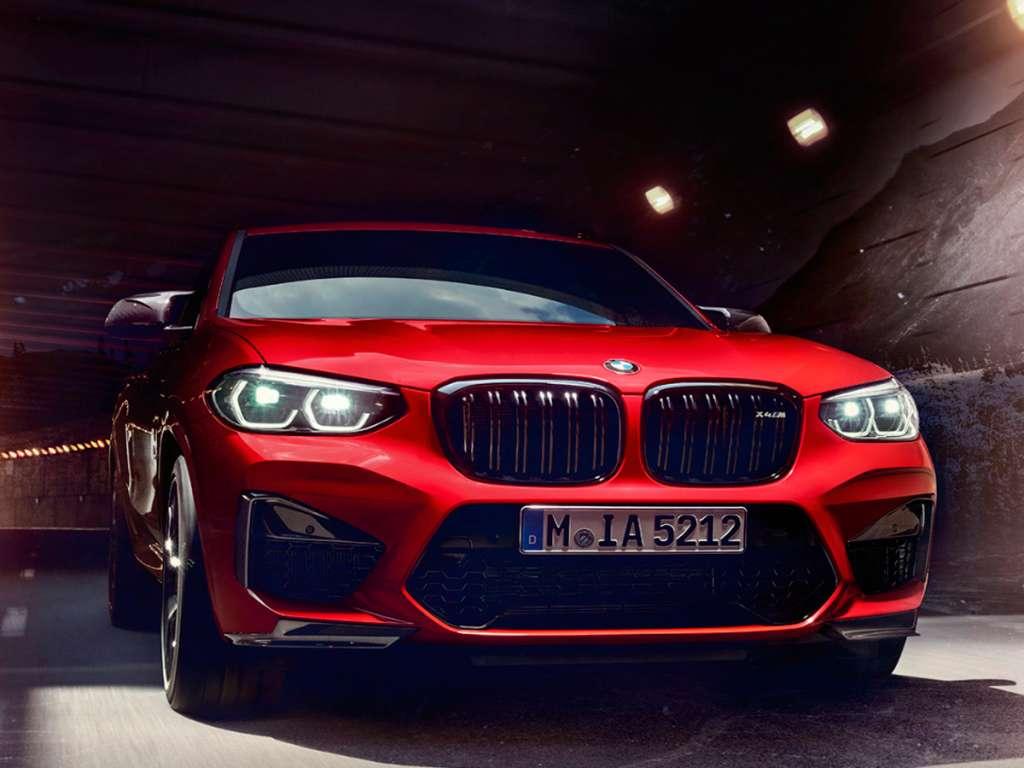 Galería de fotos del BMW X4 M (1)