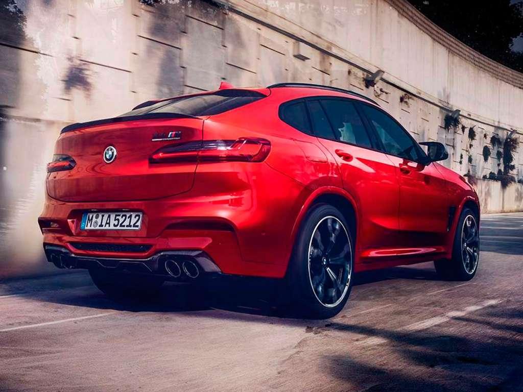 Galería de fotos del BMW X4 M (2)