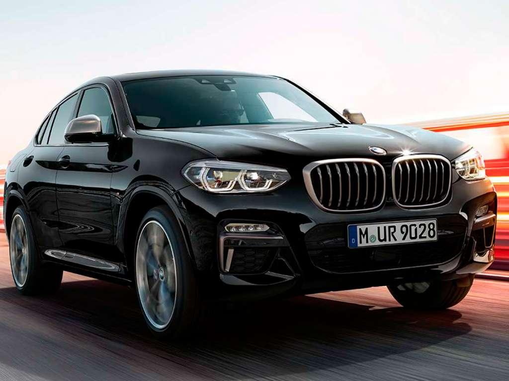 Galería de fotos del BMW X4 M (3)