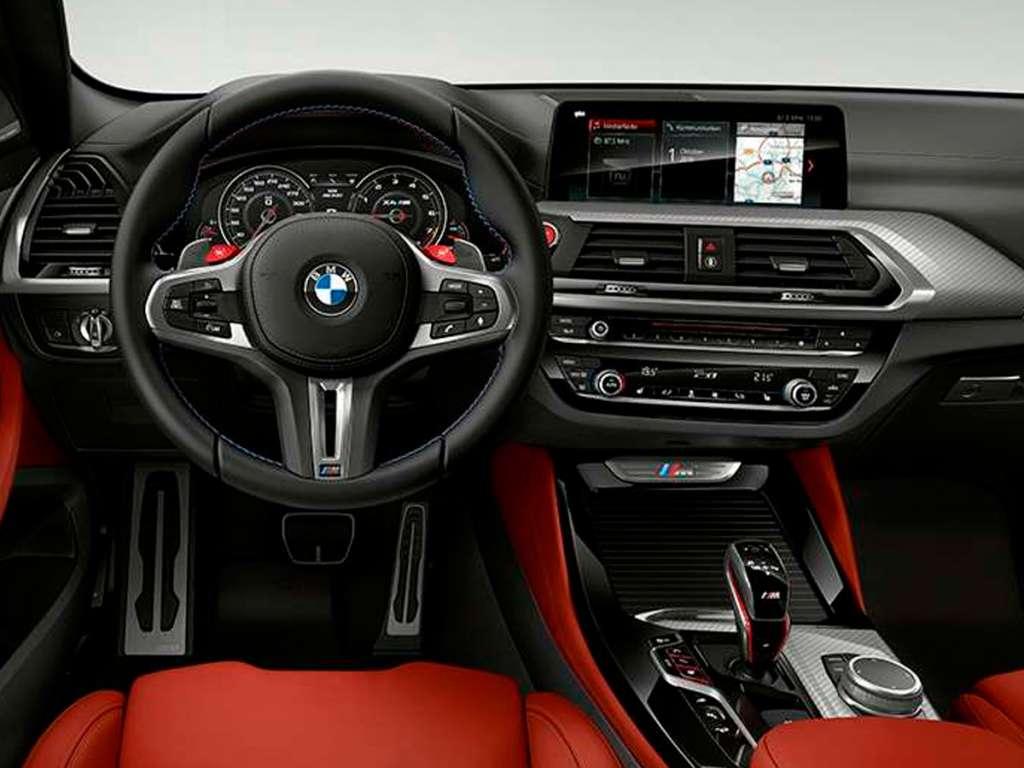 Galería de fotos del BMW X4 M (4)