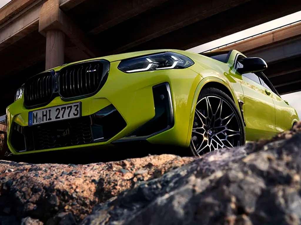 Galería de fotos del BMW Nuevo X4 M (1)