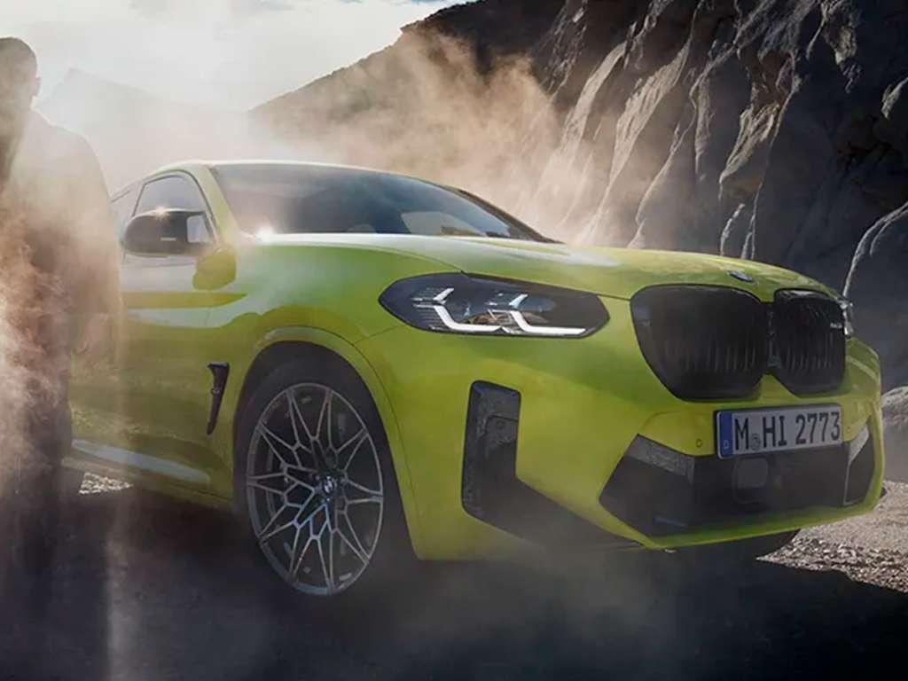 Galería de fotos del BMW Nuevo X4 M (2)