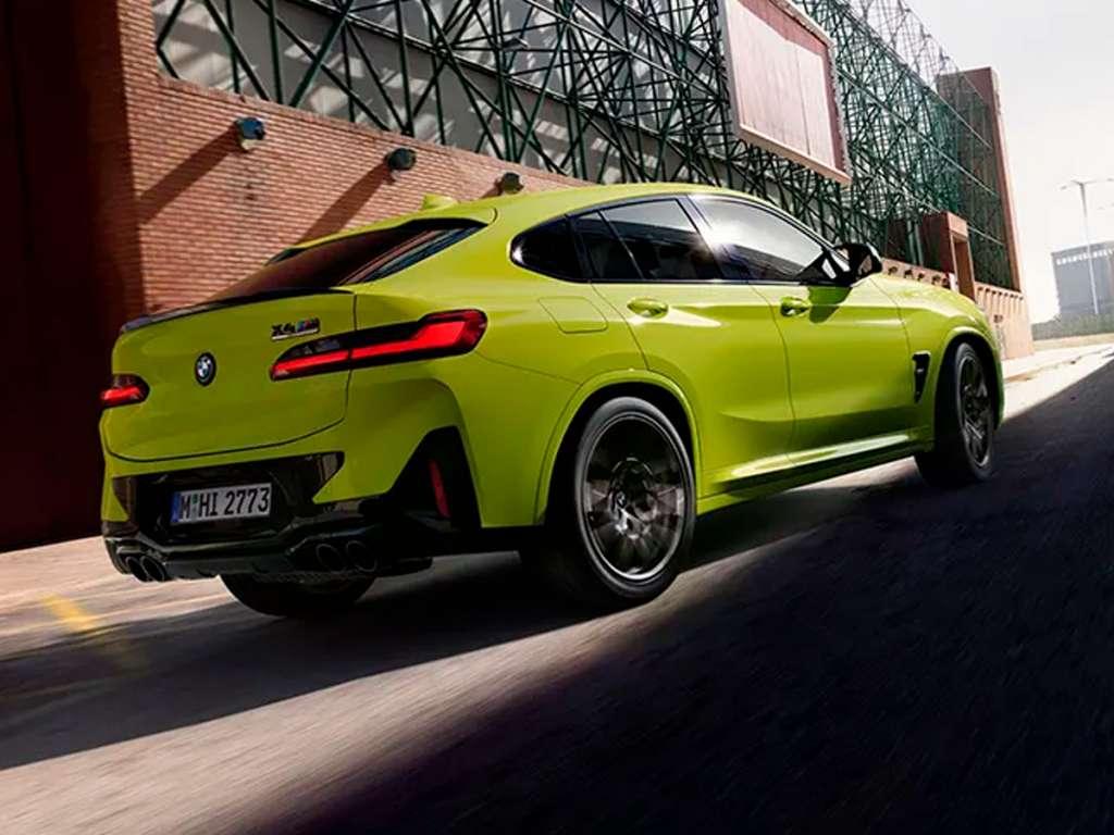 Galería de fotos del BMW Nuevo X4 M (3)