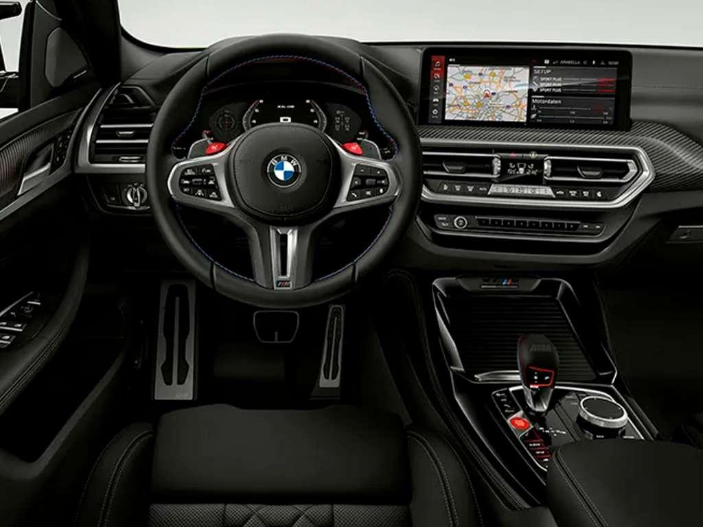 Galería de fotos del BMW Nuevo X4 M (4)