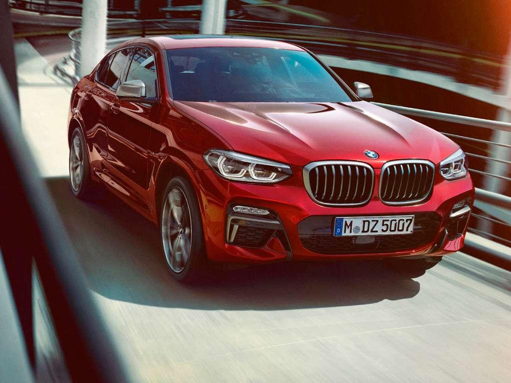 Galería de fotos del BMW X4 (1)