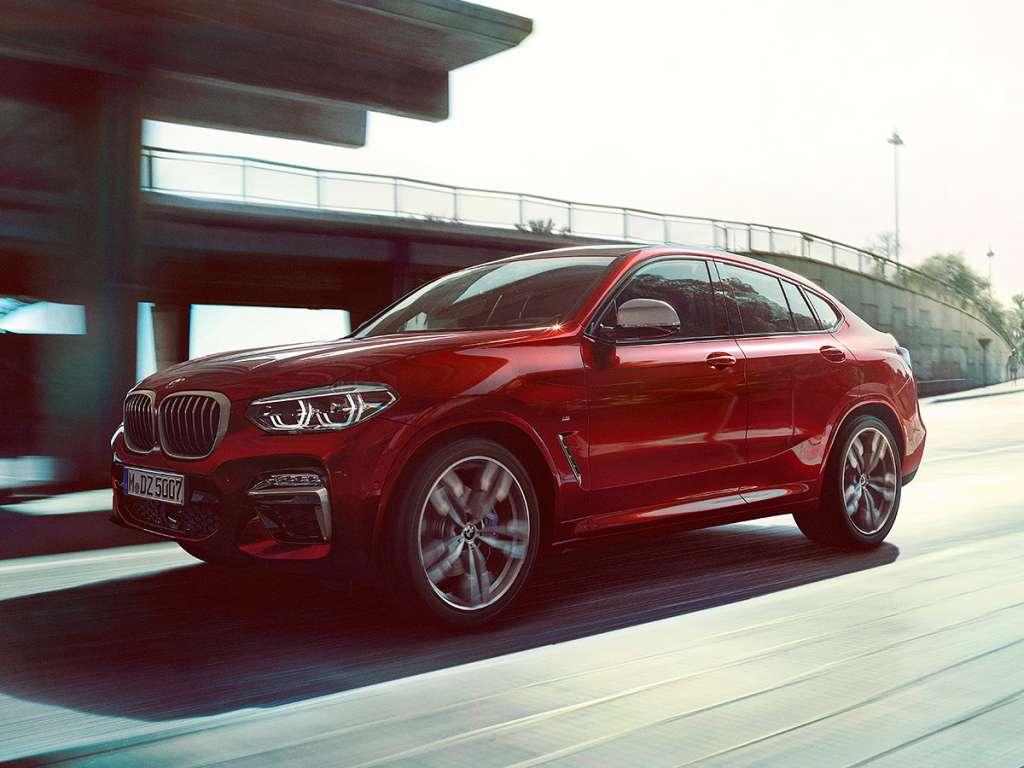 Galería de fotos del BMW X4 (2)