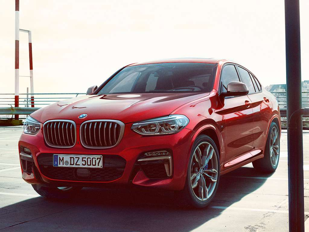 Galería de fotos del BMW X4 (3)