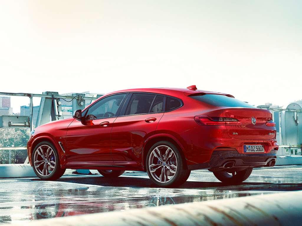 Galería de fotos del BMW X4 (5)