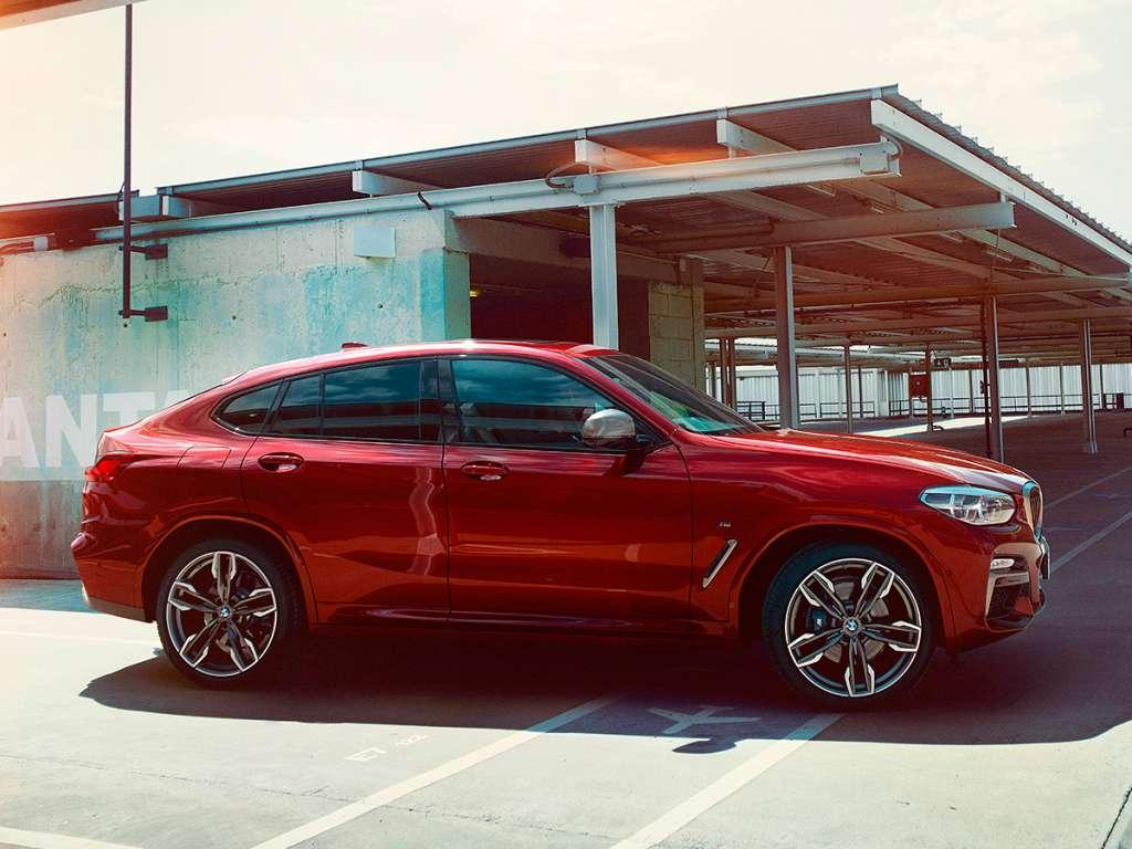 Galería de fotos del BMW X4 (6)