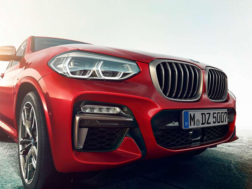 Galería de fotos del BMW X4 (7)