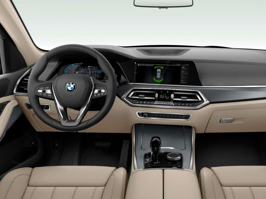 Galería de fotos del BMW X5 Híbrido Enchufable (4)