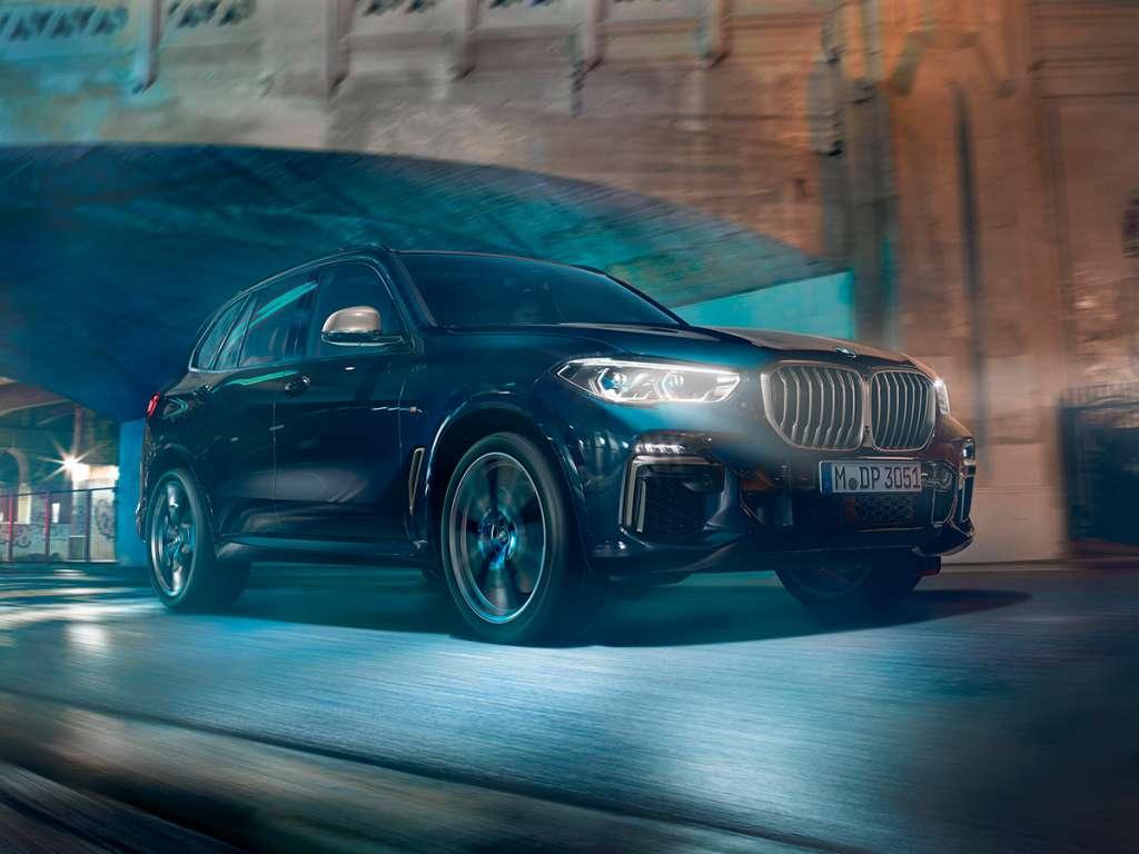 Galería de fotos del BMW X5 M (1)