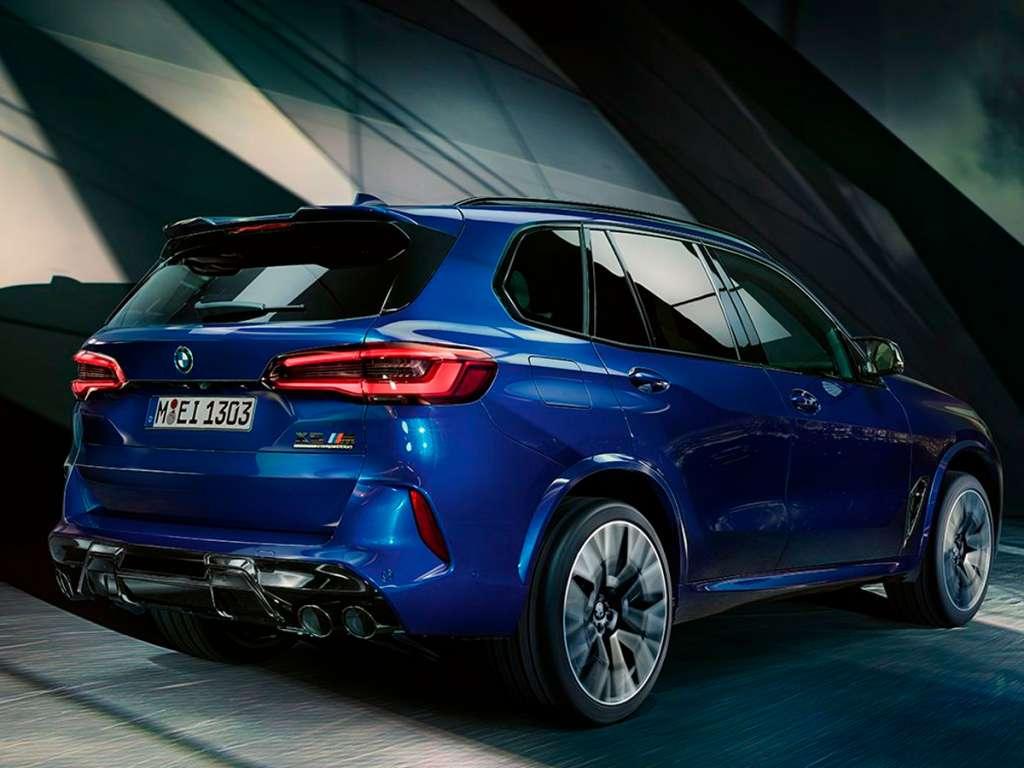 Galería de fotos del BMW X5 M (3)