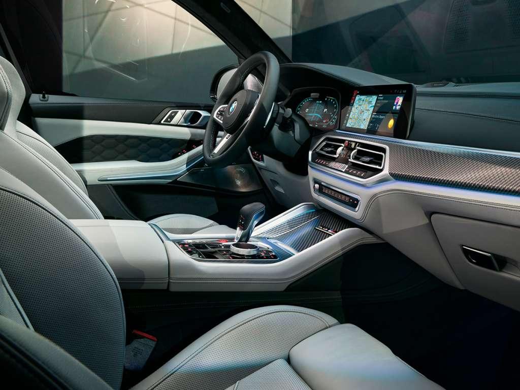 Galería de fotos del BMW X5 M (4)