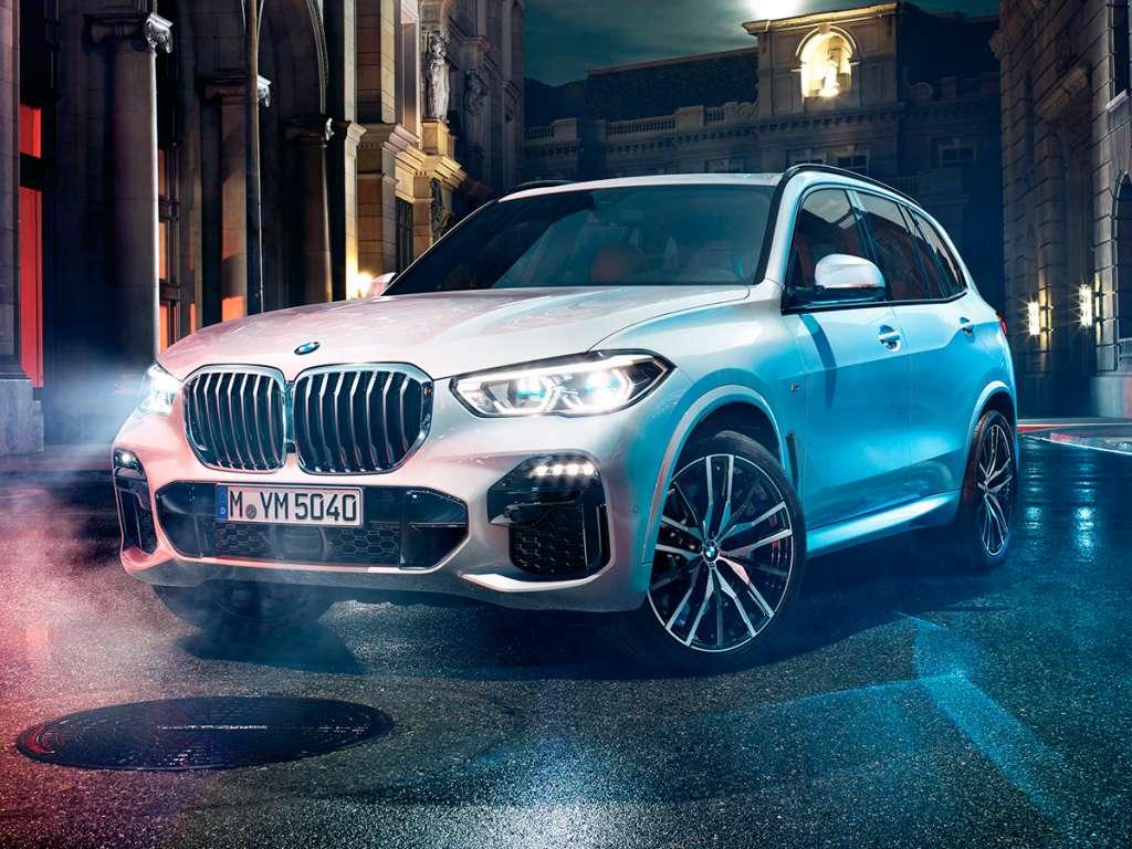Galería de fotos del BMW X5 (1)