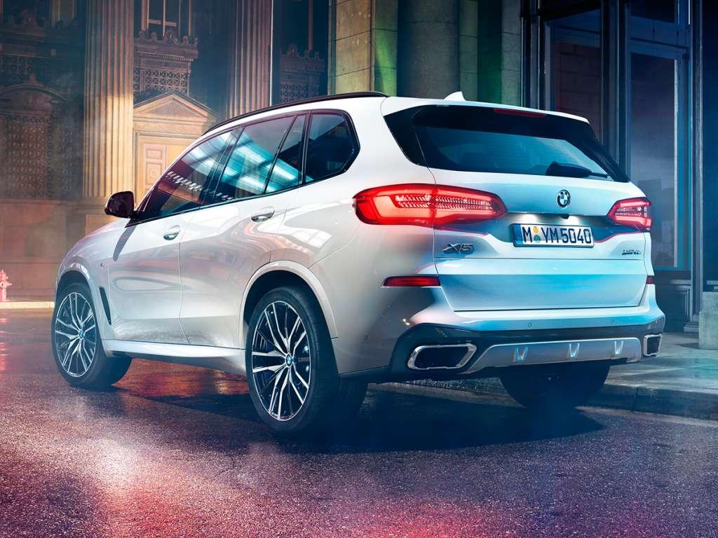 Galería de fotos del BMW X5 (2)