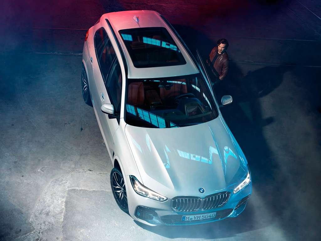Galería de fotos del BMW X5 (3)