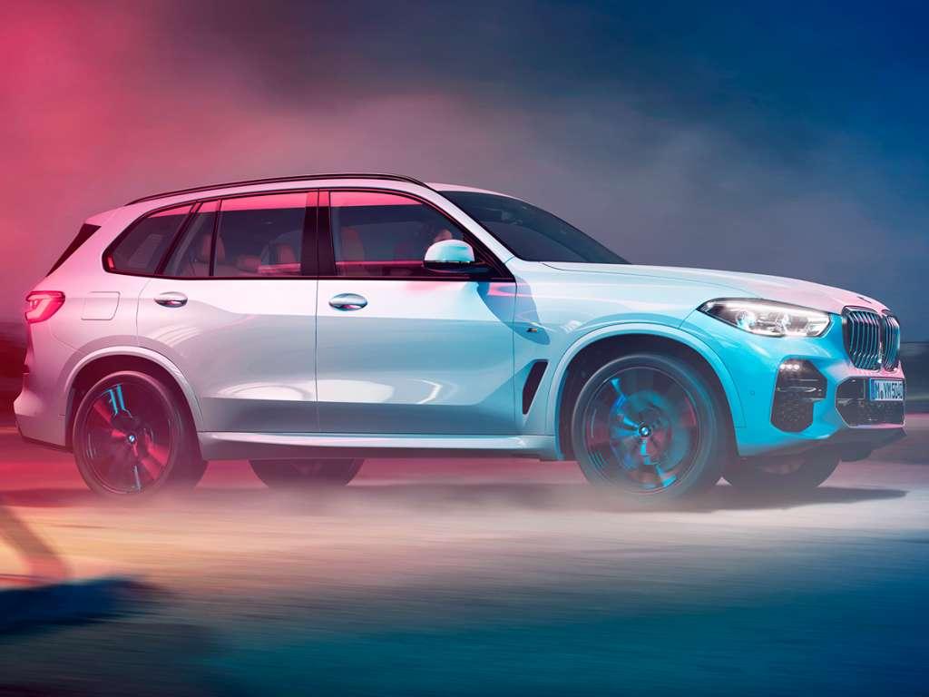 Galería de fotos del BMW X5 (5)
