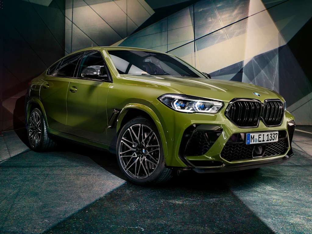 Galería de fotos del BMW X6 M (1)