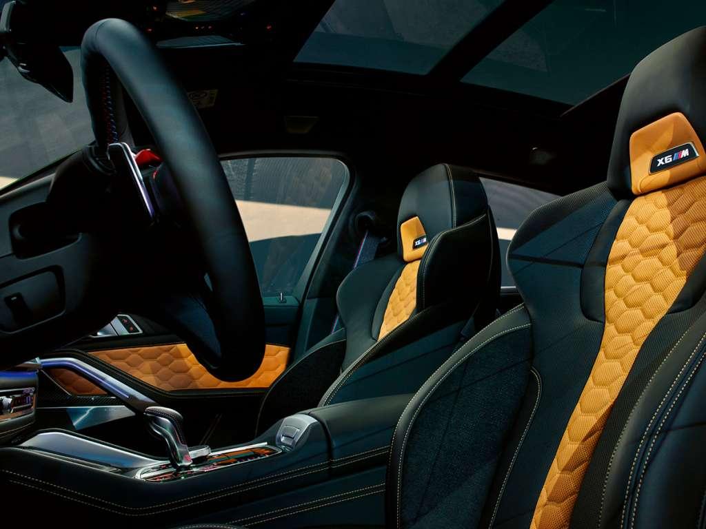 Galería de fotos del BMW X6 M (4)