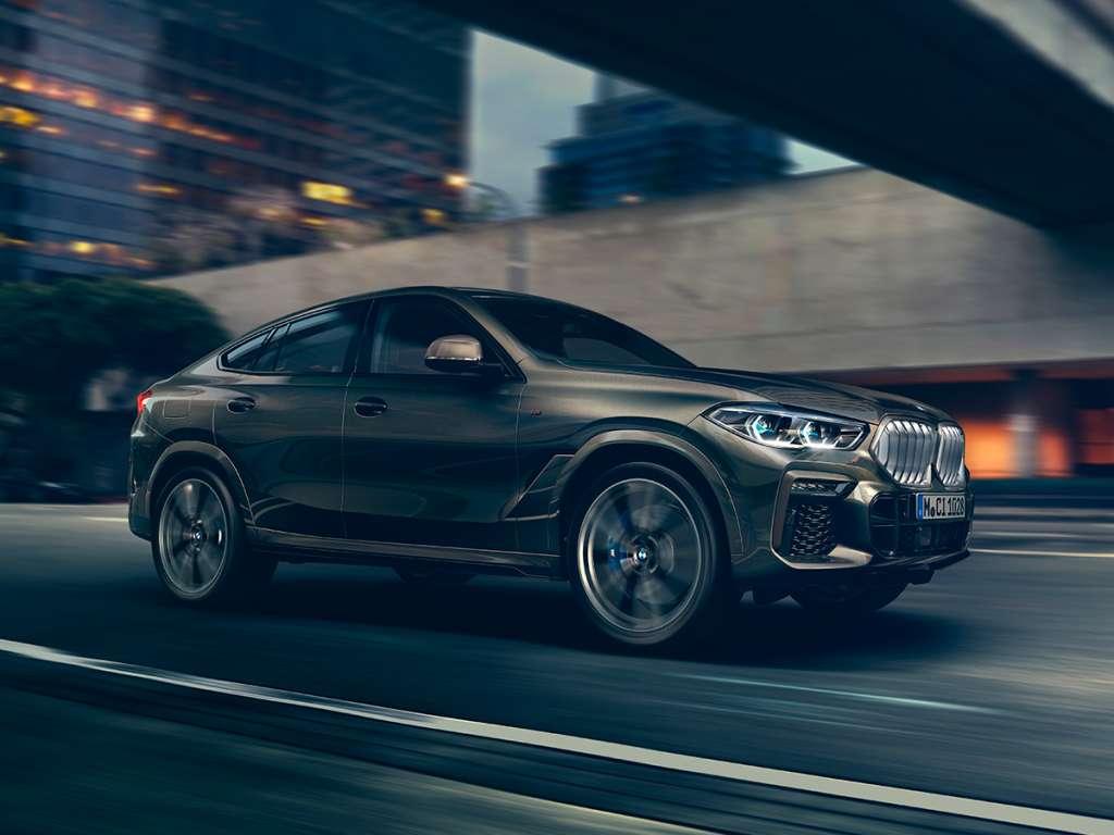 Galería de fotos del BMW X6 (1)