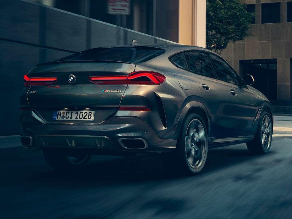 Galería de fotos del BMW X6 (2)