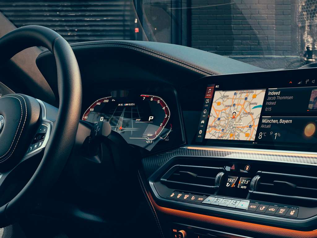 Galería de fotos del BMW Nuevo X6 (3)
