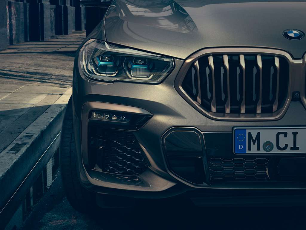 Galería de fotos del BMW Nuevo X6 (4)