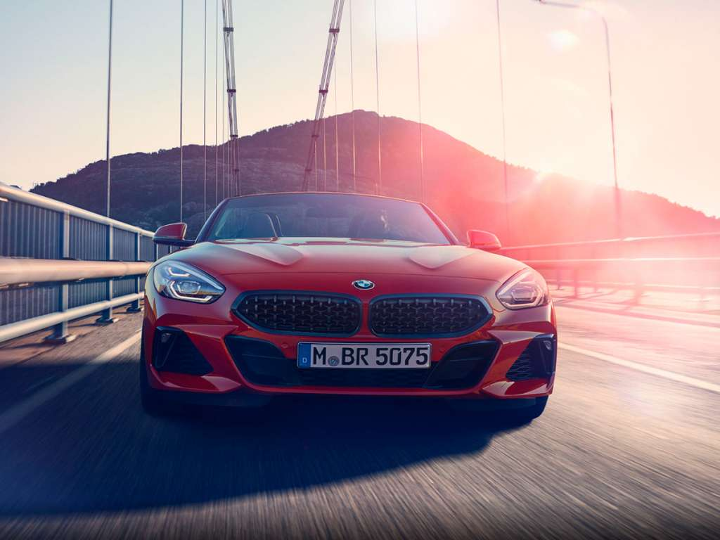 Galería de fotos del BMW Nuevo Z4 (1)
