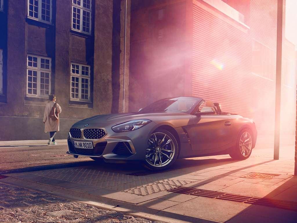 Galería de fotos del BMW Z4 M40i (1)