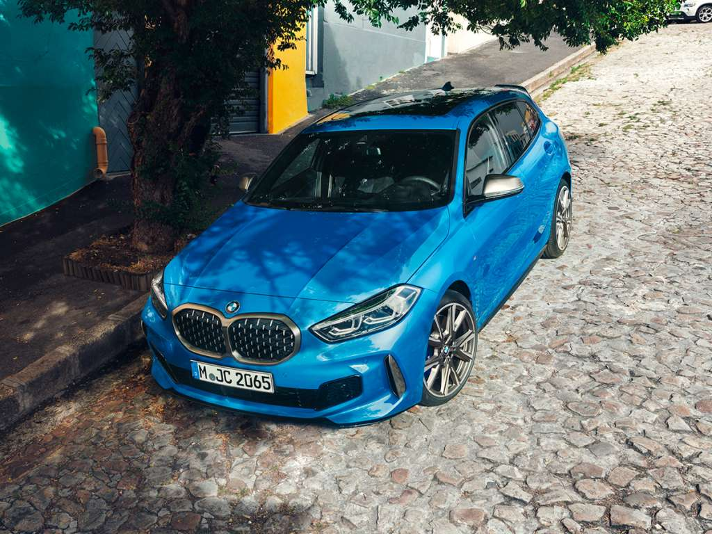 Galería de fotos del BMW Nuevo Serie 1 (1)