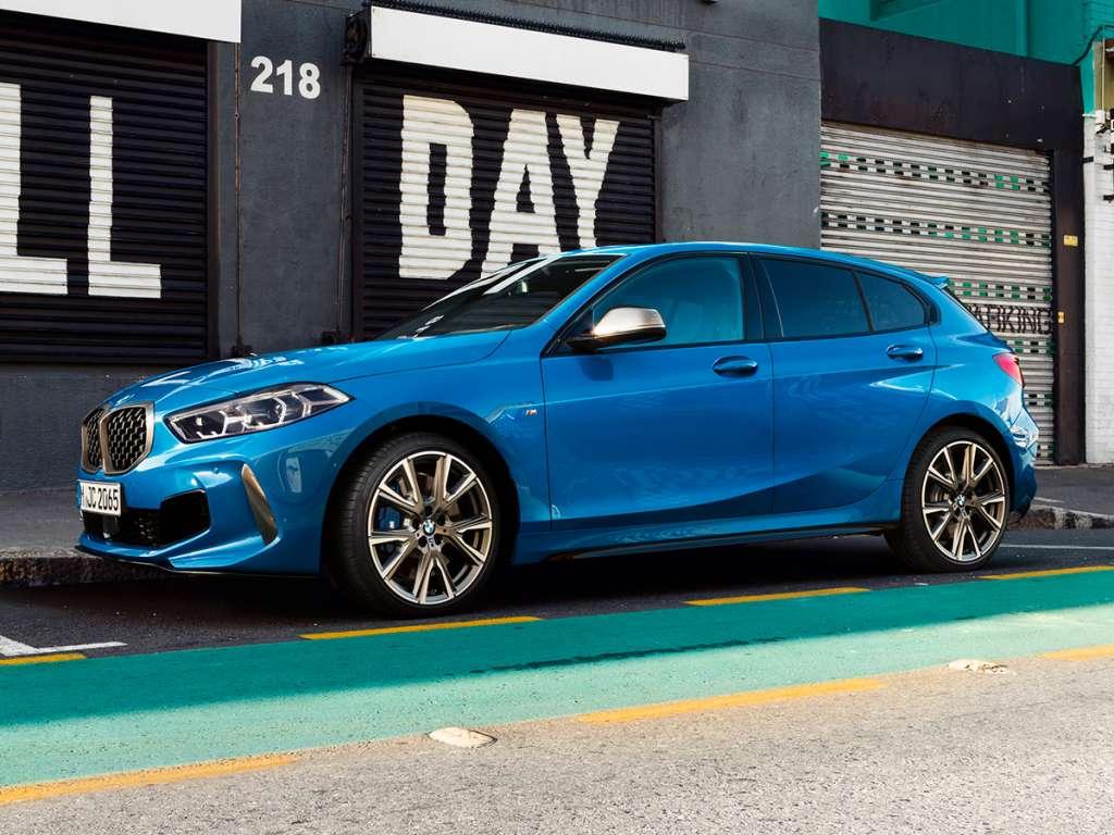 Galería de fotos del BMW Nuevo Serie 1 (2)