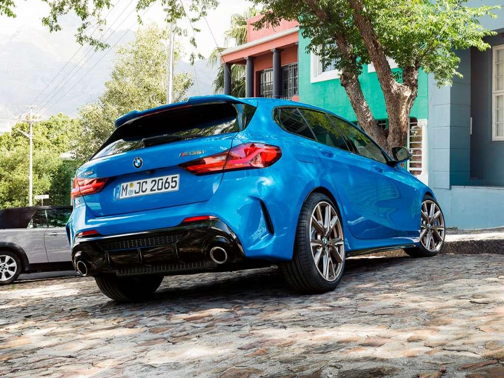 Galería de fotos del BMW Nuevo Serie 1 (3)