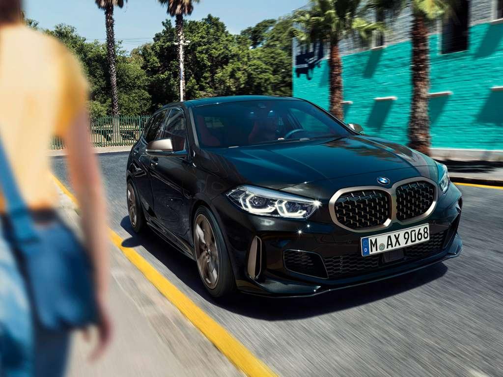 Galería de fotos del BMW M135i xDrive (1)
