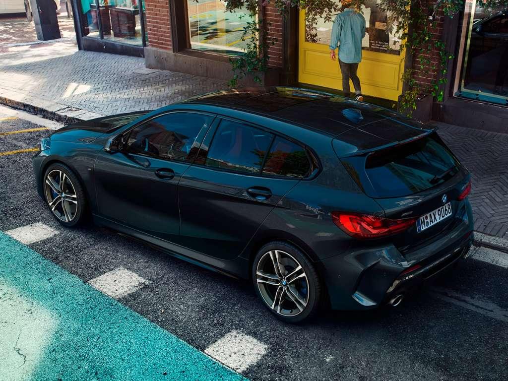 Galería de fotos del BMW M135i xDrive (2)