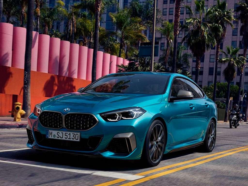 Galería de fotos del BMW Nuevo Serie 2 Gran Coupé (1)