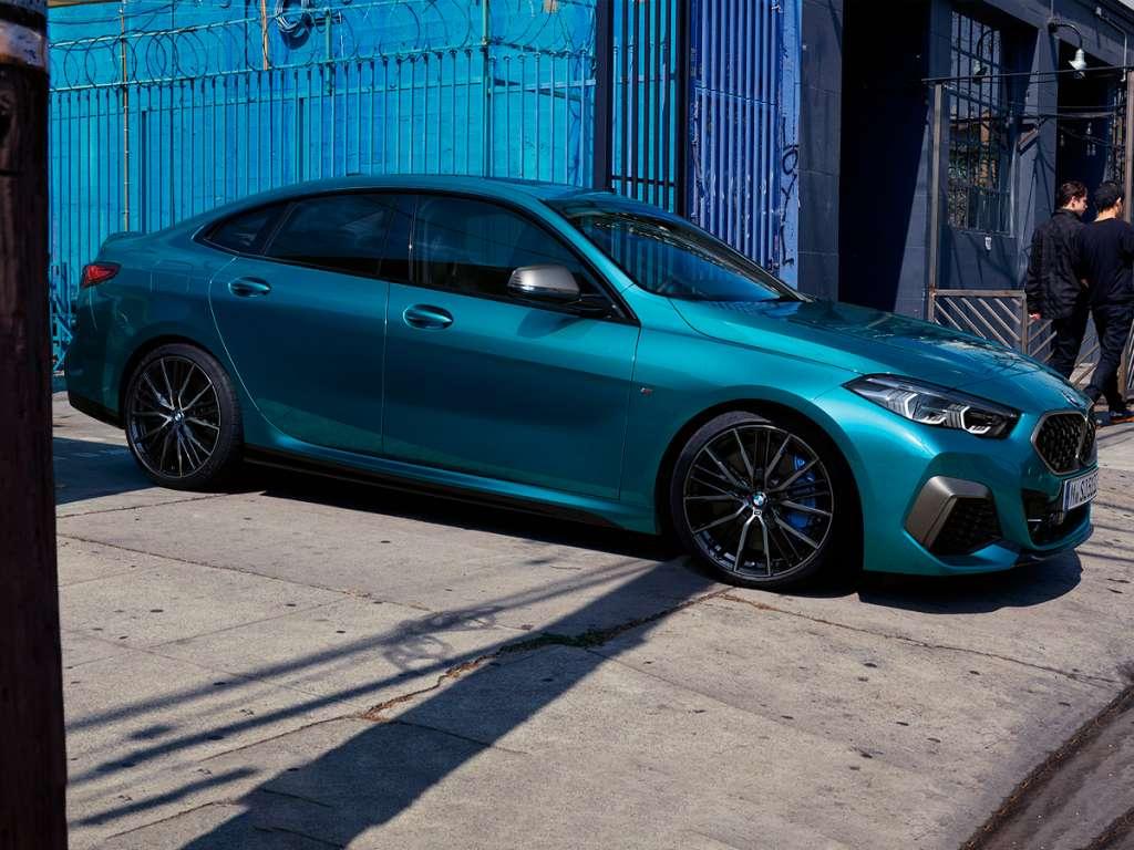 Galería de fotos del BMW Nuevo Serie 2 Gran Coupé (3)