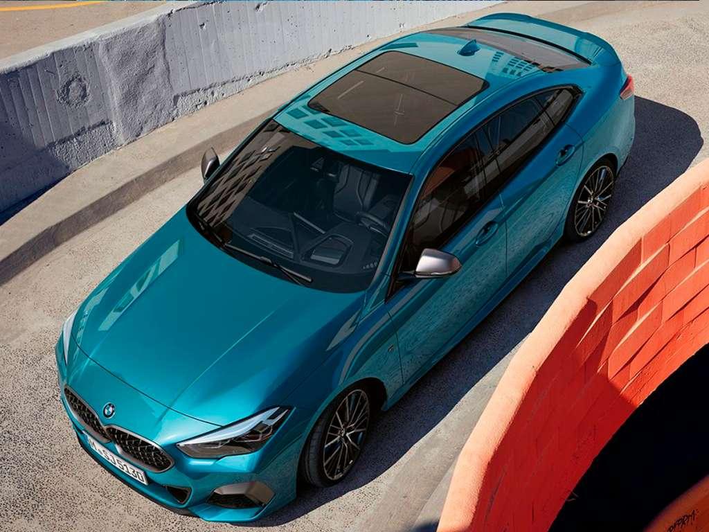 Galería de fotos del BMW Nuevo Serie 2 Gran Coupé (5)