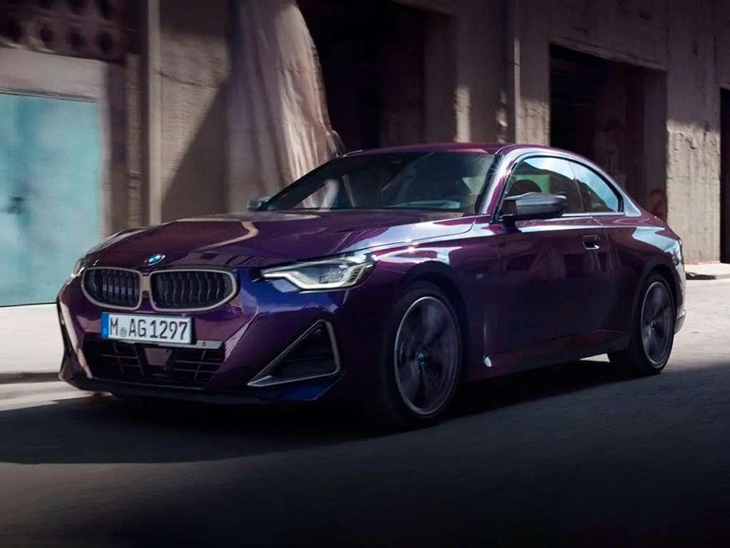 Galería de fotos del BMW Nuevo Serie 2 Coupé (1)