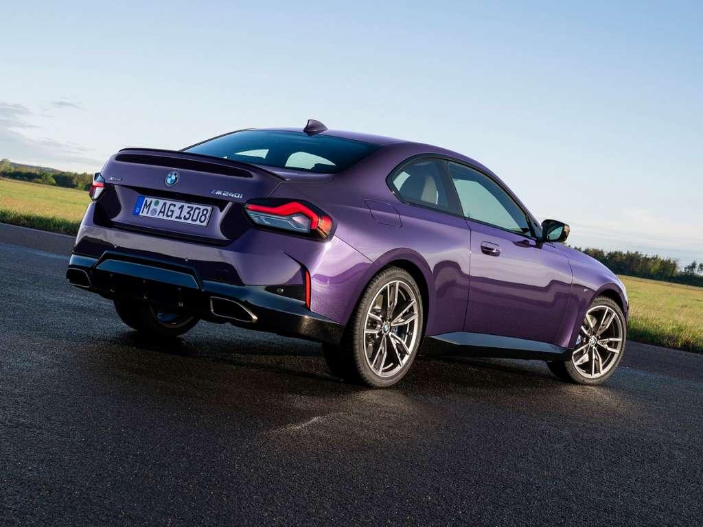 Galería de fotos del BMW Nuevo Serie 2 Coupé (2)
