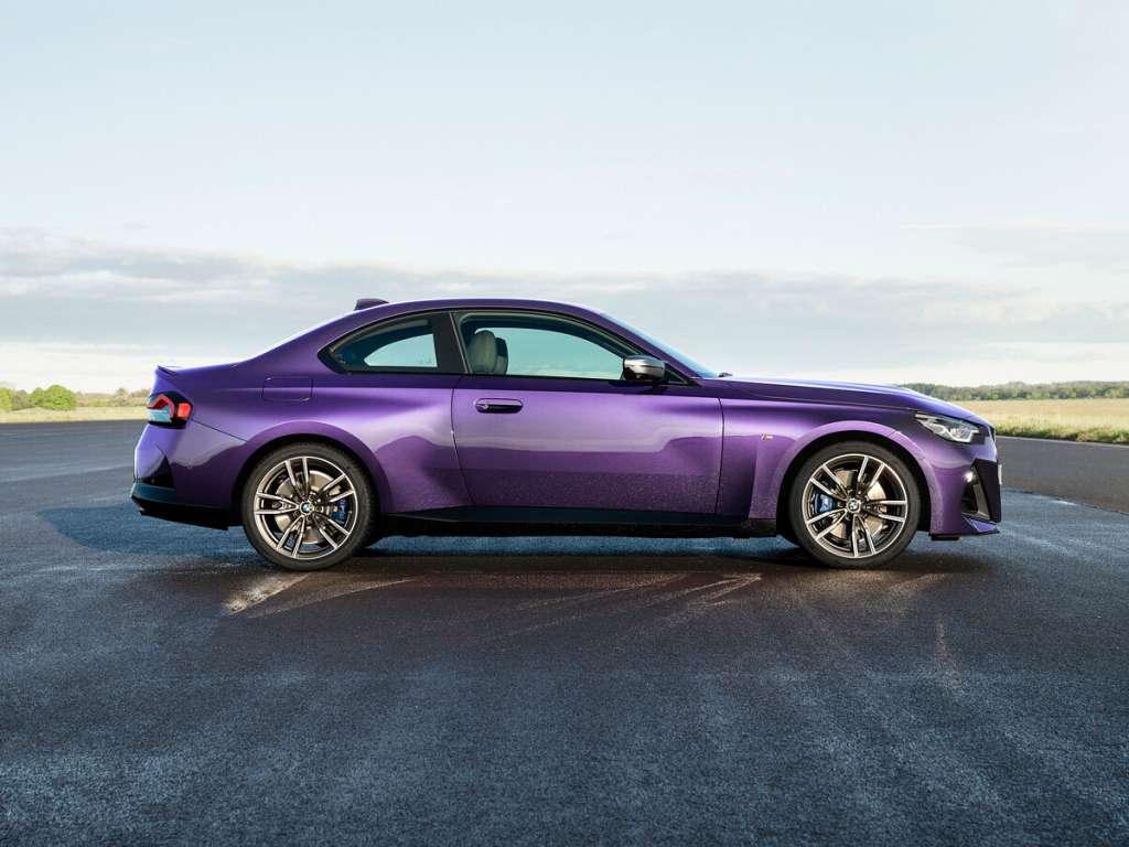 Galería de fotos del BMW Nuevo Serie 2 Coupé (3)