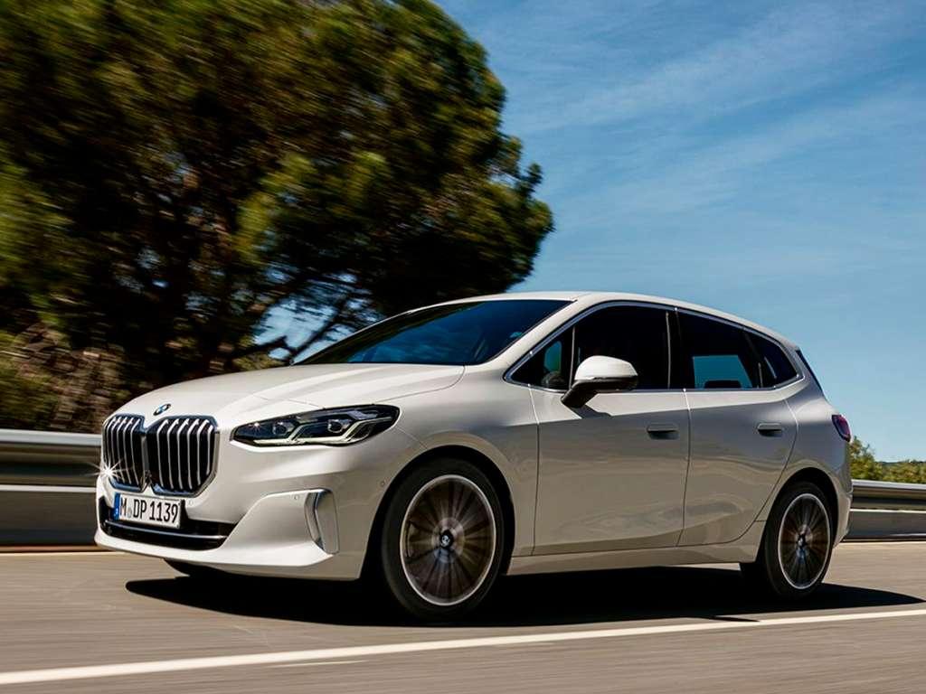 Galería de fotos del BMW Nuevo Serie 2 Active Tourer (1)